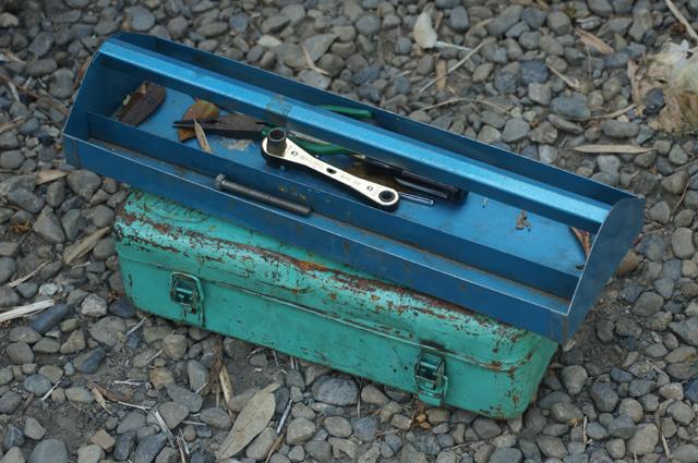 簡易な工具箱