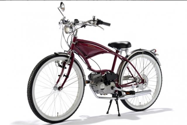現代の世のバタバタ自転車