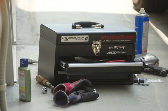 新しい外出用工具箱
