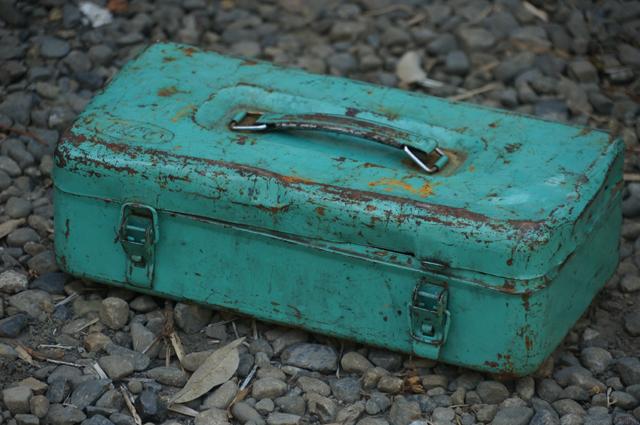 KTCの古い工具箱