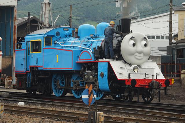 大井川鉄道のトーマス