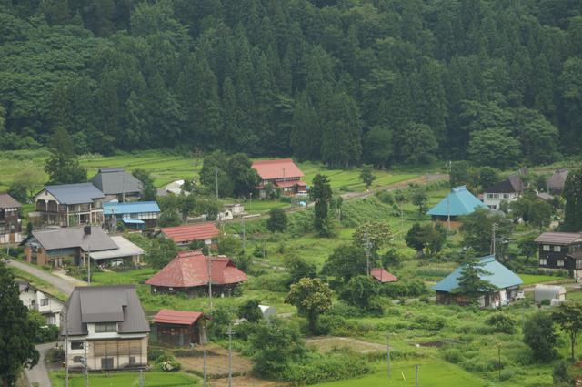 飯山市の絶景