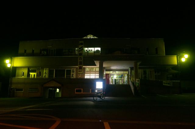 フキプランニングFK310 LAⅢ と真夜中の津南駅