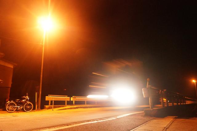 フキプランニングFK310 LAⅢ と夜中の117