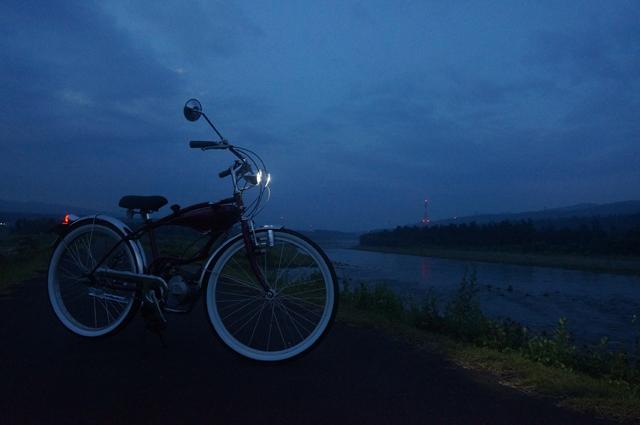 フキプランニングFK310 LAⅢ と大河 信濃川