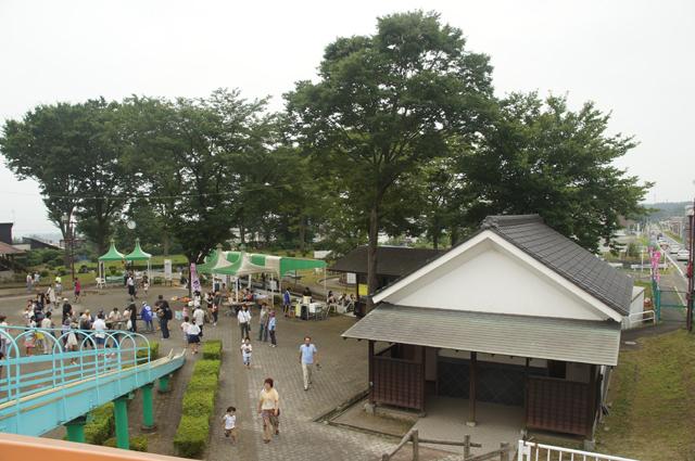 榛東の公園