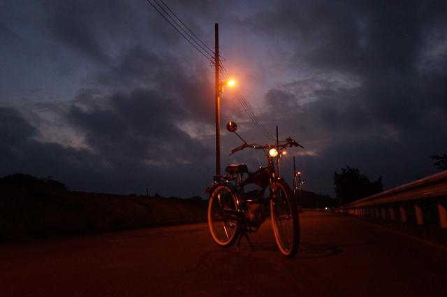 フキプランニングFK310 LAⅢ、とあきるのの夜明け