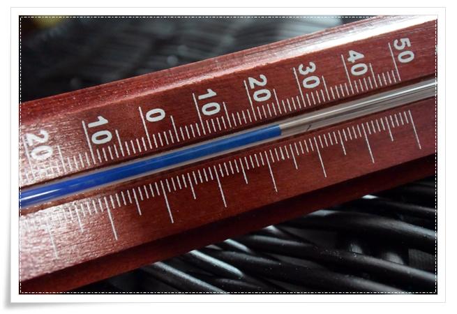 100均の温度計