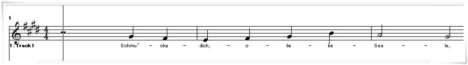 ブラームス:オルガンのための《11のコラール前奏曲》より
