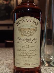 Bowmore 21y_300