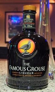 The FAMOUS GROUSE Liqeur_300