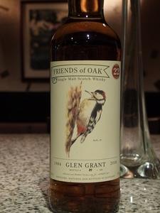 Friends of Oak GLEN GRANT 1984 22y_300