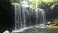 鍋ヶ滝対岸