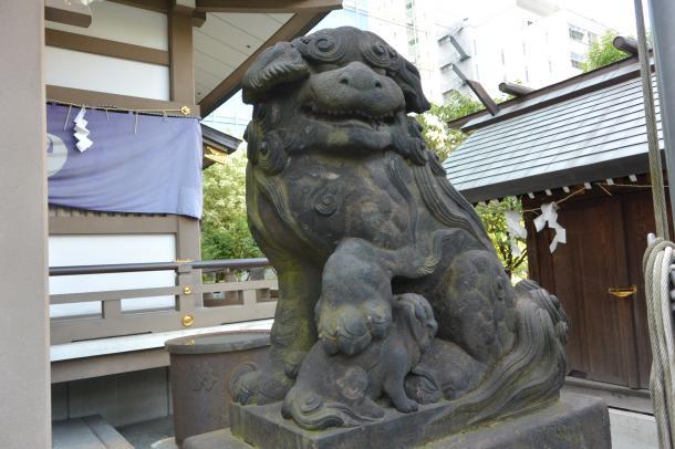御穂鹿島神社④