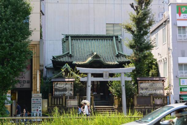 高山神社①