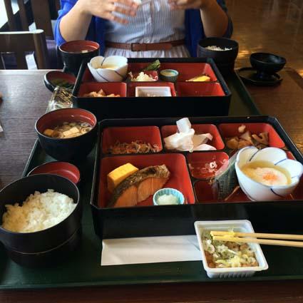 1成田でもしかして最後の食事