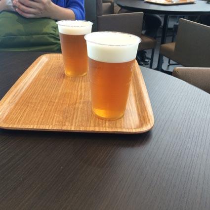 3成田でもしかして最後のビール