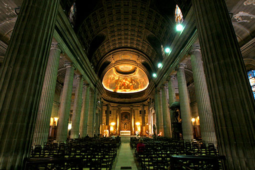 サン・フィリップ・デュ・ルール教会