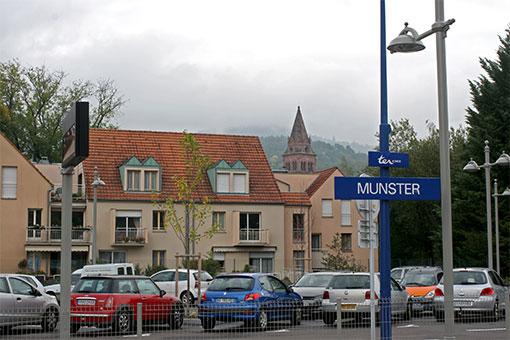 マンステール