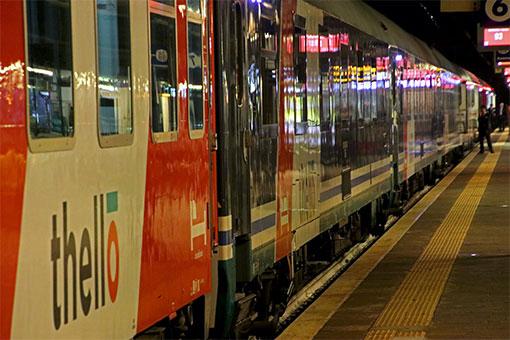 夜行列車テロ