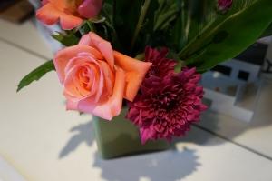 バラと菊1