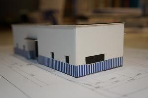 犬床屋模型2