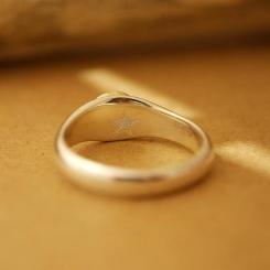 六芒星 指輪