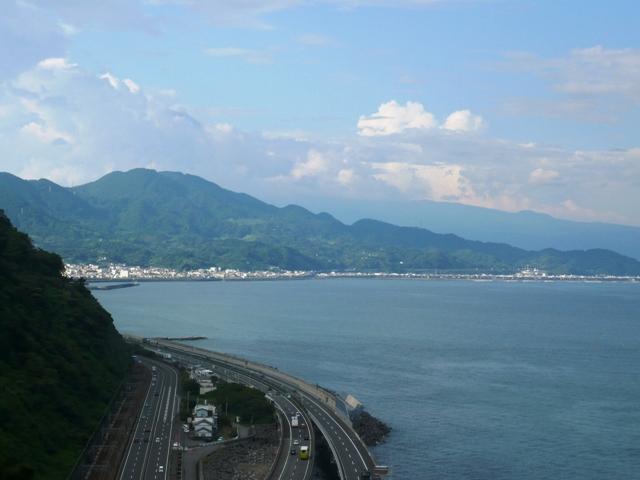 薩埵峠:富士山