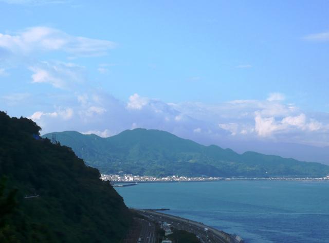 薩埵峠:富士山2