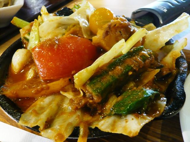 イオンモール常滑:campexpress;一日分の野菜カレー2