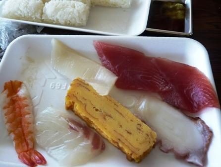 田子の浦漁協食堂:寿司