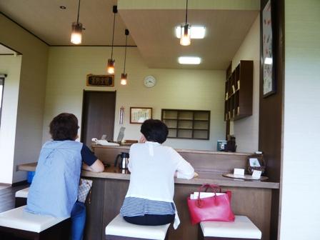 佐野製茶:店内1