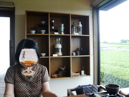 佐野製茶:店内2