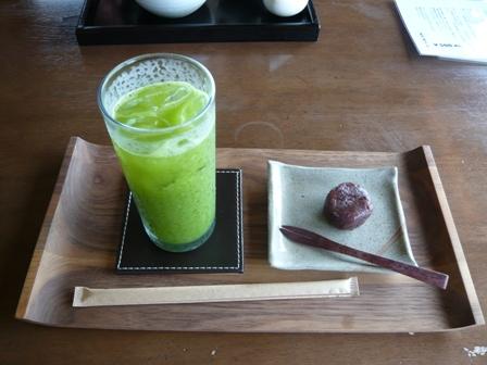 佐野製茶:茶曹達1