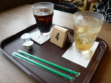 沼津バーガー:飲み物