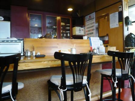 コーヒータロー:店内1