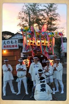 H28080606貴船神社例大祭