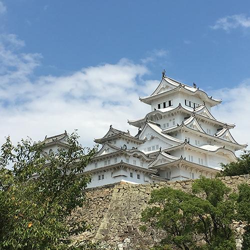 念願の姫路城