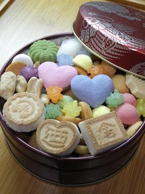20160622銀座のお菓子