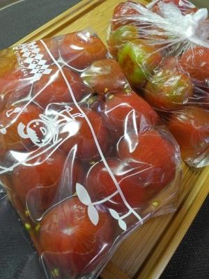 20160805トマトマリネ漬け