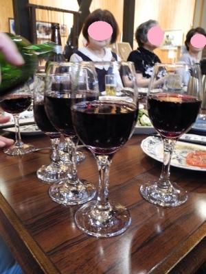 201608274か月越しのワイン