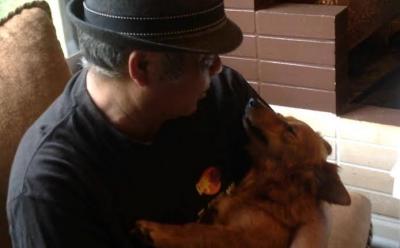 愛犬物語 愛犬サンバの画像