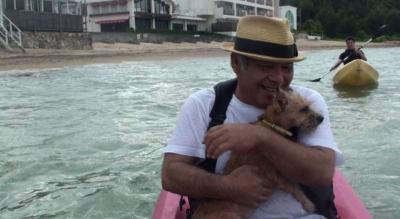 愛犬サンシン 沖縄犬夢 オキナワンドリーム