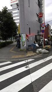 20151031ラーメン二郎三田本店(その1)