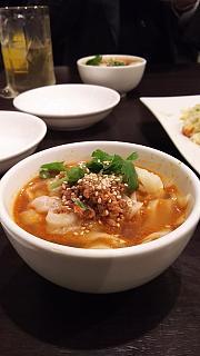 20160428西安刀削麺(その10)