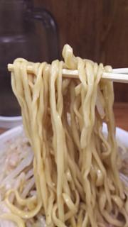 20160429ラーメン二郎品川店(その3)