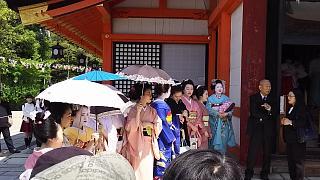 20160501八坂神社(その1)