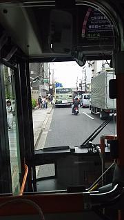 20160501京都駅まで(その1)