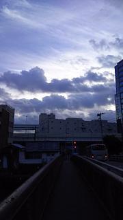 20151130通勤路(その1)