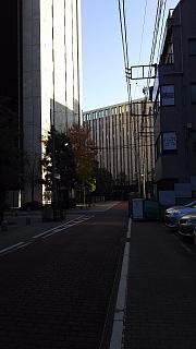 20151209通勤路(その1)
